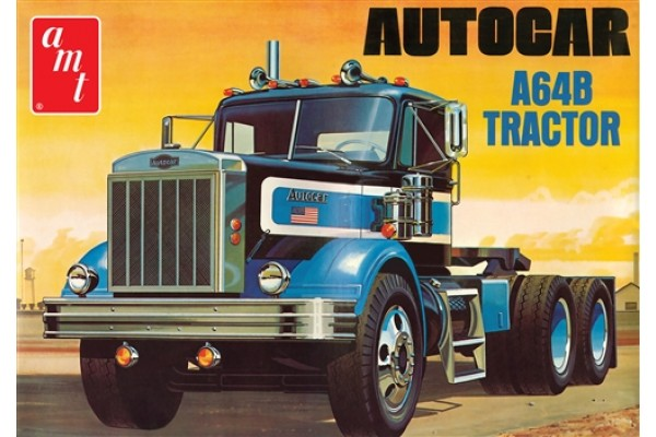Autocar A64B Tractor 1/25