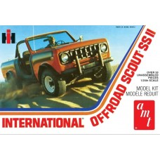 International Off-Road Scout SS II 1/25