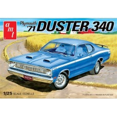 1971 Plymouth Duster 340 1/25