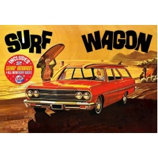 1965 Chevy Chevelle Chevelle Surf Wagon 1/25