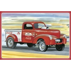 "1940 Willys ""Coca-Cola"" Gasser Pickup 1/25"