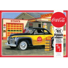 1941 Plymouth Coupe Coca-Cola 1/25