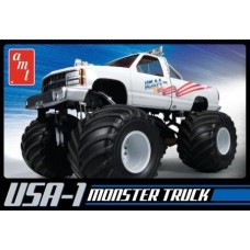 USA-1 Monster Truck 1/25
