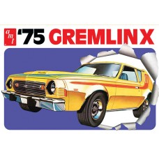 1975 AMC Gremlin X (2 'n 1) Stock or Drag 1/25
