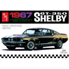 Shelby Gt-350 1967 1/25