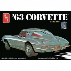 1963 Corvette Sting Ray 1/25