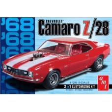1968 Camaro Z28 (2 'n 1) Stock or Wild Custom 1/25