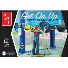 "Garage Accessory Set #3 ""Get On Up"" 1/25"