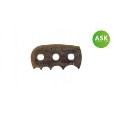 ASK Razor Saw Octopus - Diff. Radius Ultra Smooth teeth 1 pc