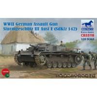 Sturmgeschütz III Ausf E (SdKfz 142) 1/35