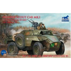 Humber Scout Car Mk.I w/Twins K-Gun (D-Day Version) 1/35
