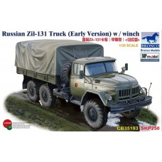 Zil-131 (Early Version) with winch 1/35