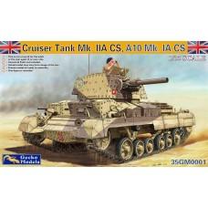 Cruiser Tank Mk. IICS, A10CS Mk.IA 1/35