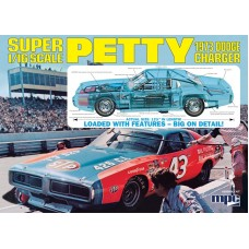 Richard Petty 1973 Dodge Charger Charger 1/16