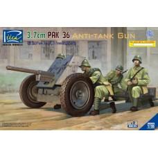 3,7 cm PaK 36 Anti-Tank Gun 1/35