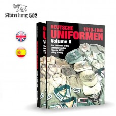 Deutsche Uniformen 1919-1945 - The Uniform of the German Soldier vol.2 1935 - 1945
