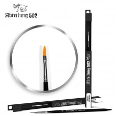 ABT835-6 Flat Brush 6