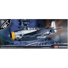 Grumman TBF-1 Avenger 1/72