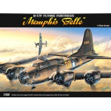 """Boeing B-17F Flying Fortress """"Memphis Belle"""" 1/72"""
