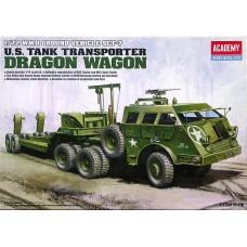 M25 Dragon Wagon Tank Transporter 1/72