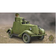 FAI-M Armoured Car 1/48
