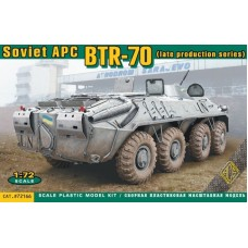 BTR-70 APC (late production series) 1/72