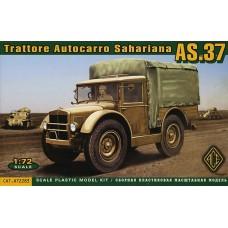 Trattore Autocarro Sahariana AS.37 1/72