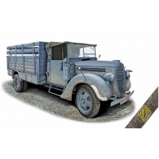 Ford G917T 3t German Cargo truck (soft cab) 1/72