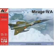 Dassault Mirage IVA Strategic bomber 1/72