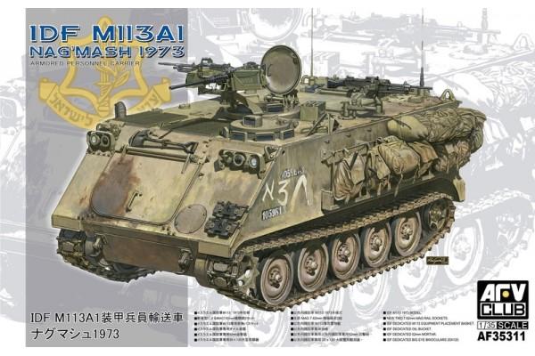 IDF M113A1 Nagmash 1973 1/35