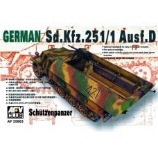 Sd.Kfz. 251/1 Ausf. D 1/35