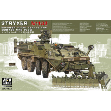Stryker M1132 Engineer Squad Vehicle SMP Surface Mine Plow 1/35