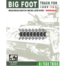 Big Foot Tracks For M2A2/M3A3/AAV7A1/MLRS Late/CV90 1/35