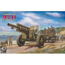 M2A1 105mm Howitzer 1/35