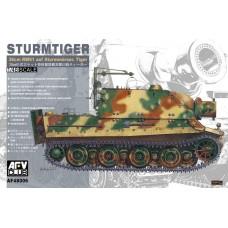 Sturmtiger 38cm RW61 auf Sturmmörser 1/48