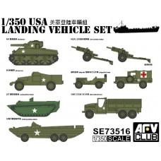 USA Landing Vehicle Set 1/350