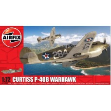 Curtiss P-40B Warhawk 1/72