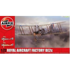 Royal Aircraft Factory BE2c 1/72
