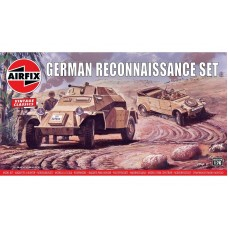 German Reconnaisance Set 1/76