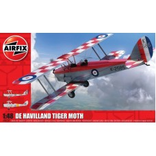 de Havilland D.H.82a Tiger Moth 1/48