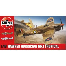 Hawker Hurricane Mk.I Tropical 1/48