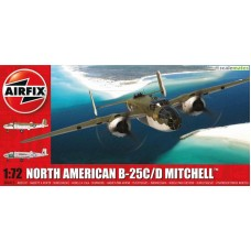 North American B-25C/D Mitchell 1/72