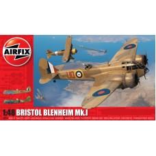 Bristol Blenheim Mk.I 1/48