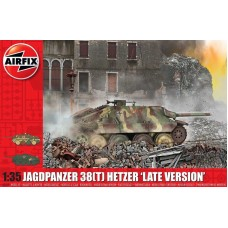 JagdPanzer 38(t) Hetzer Late Version 1/35