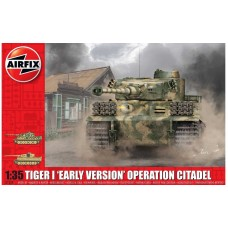 Tiger 1 Early Version - Operation Citadel 1/35