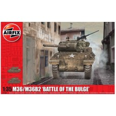 "M36/M36B2 Jackson ""Battle of the Bulge"" 1/35"