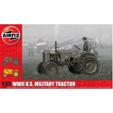 WWII CASE U.S. Military Tractor 1/35