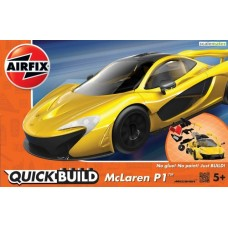 McLaren P1 Quick Build