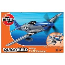 D-Day P-51D Mustang Quick Build