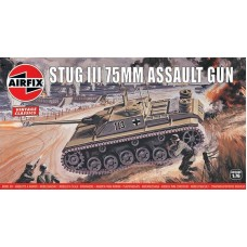 Stug III 75mm Assault Gun 1/76